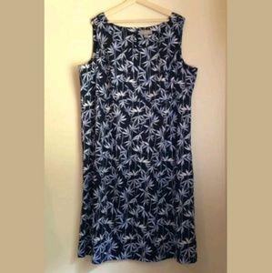 Liz Claiborne Plus Size Floral Dress Sz 22W